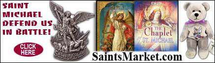 The SaintsMarket.com Catholic Gift Store carries Patron Saint Rosaries, First Communion Gifts, Confirmation Gifts and Invitations, Catholic Statues, and More.
